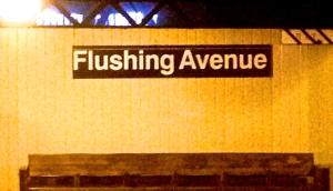 flushing ave