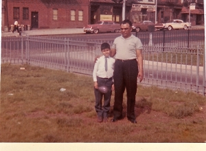 Me and pop 1960