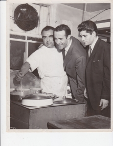 Pop and Ricardo Moltalban