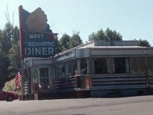 west Tachkanic diner