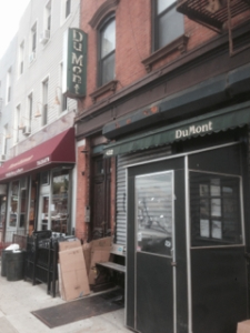 Dumont on Union Avenue