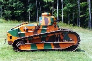 Renault Light Tank _ France 1918