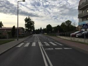 street in Kalisz